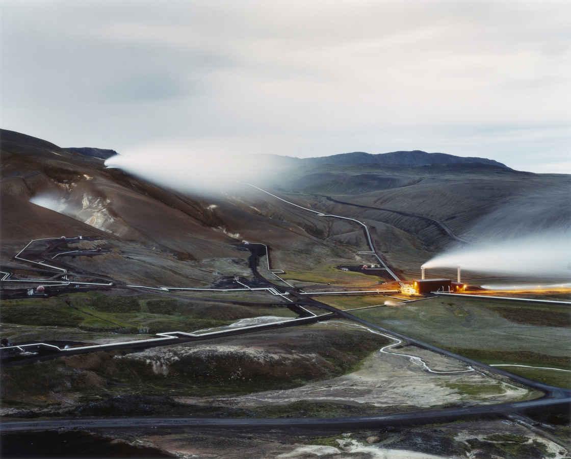 Dan Holdsworth — Works — Geothermal Power Plant