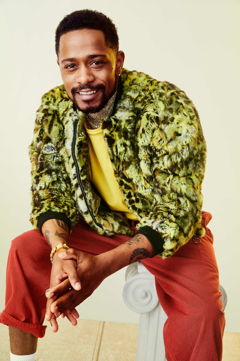 Image result for lakeith stanfield PLAYBOY MAGAZINE