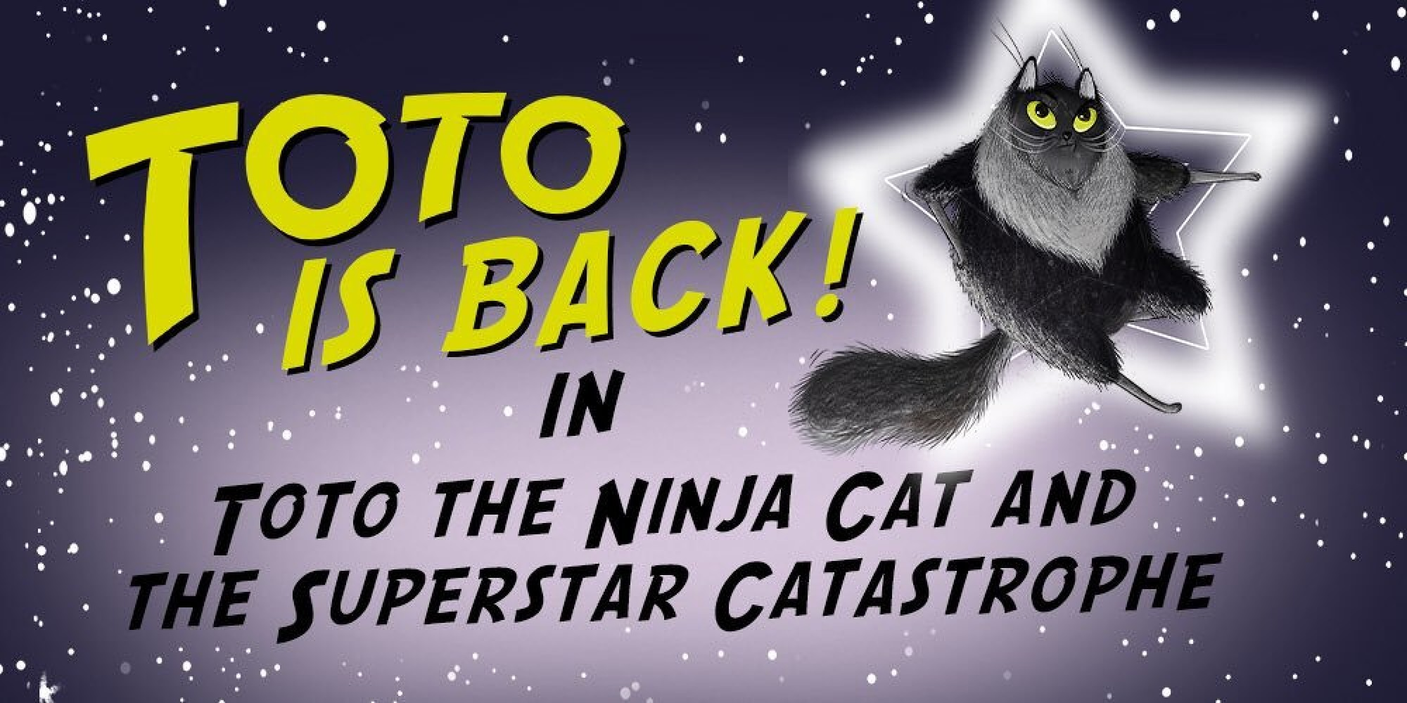 Toto the Ninja Cat: Book 3