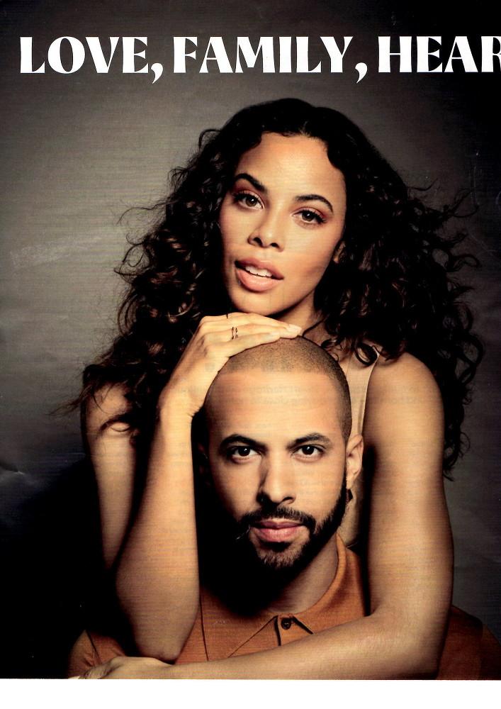 Rochelle & Marvin