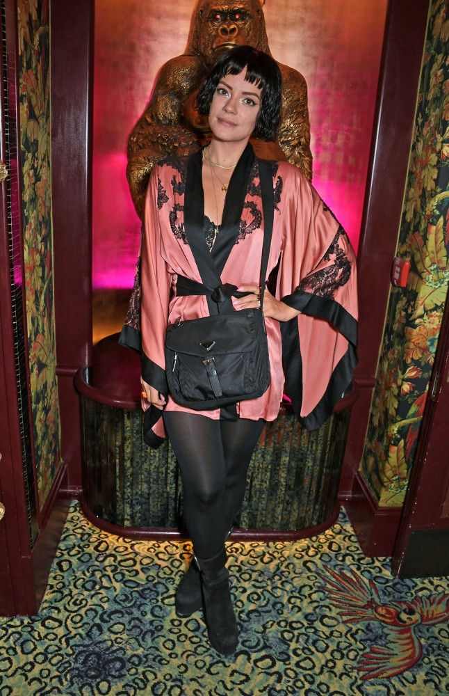 Agent Provocateur x Sink The Pink AW19 Launch Party