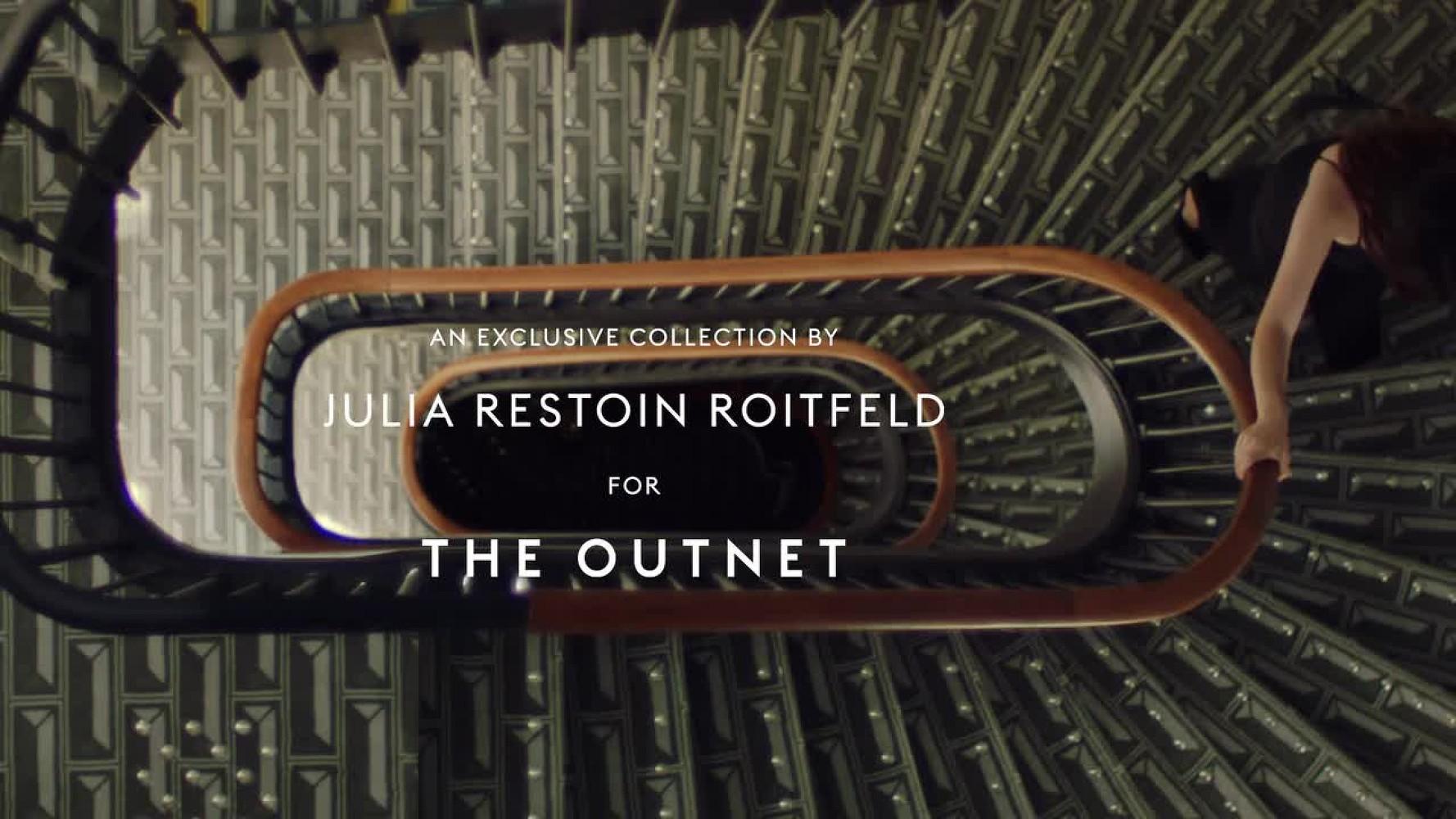 Julia Restoin Roitfeld x Iris & Ink