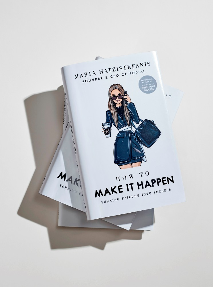 How to Make it Happen - Maria Hatzistefanis