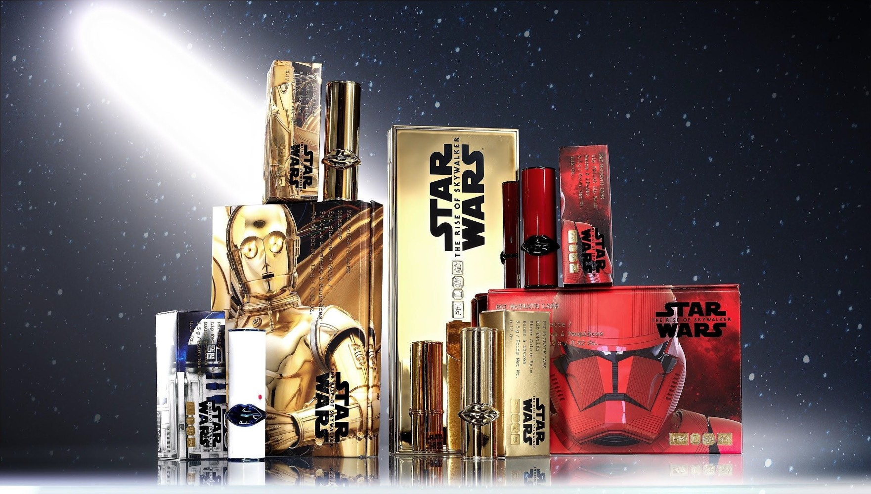 Pat McGrath Labs x Star Wars
