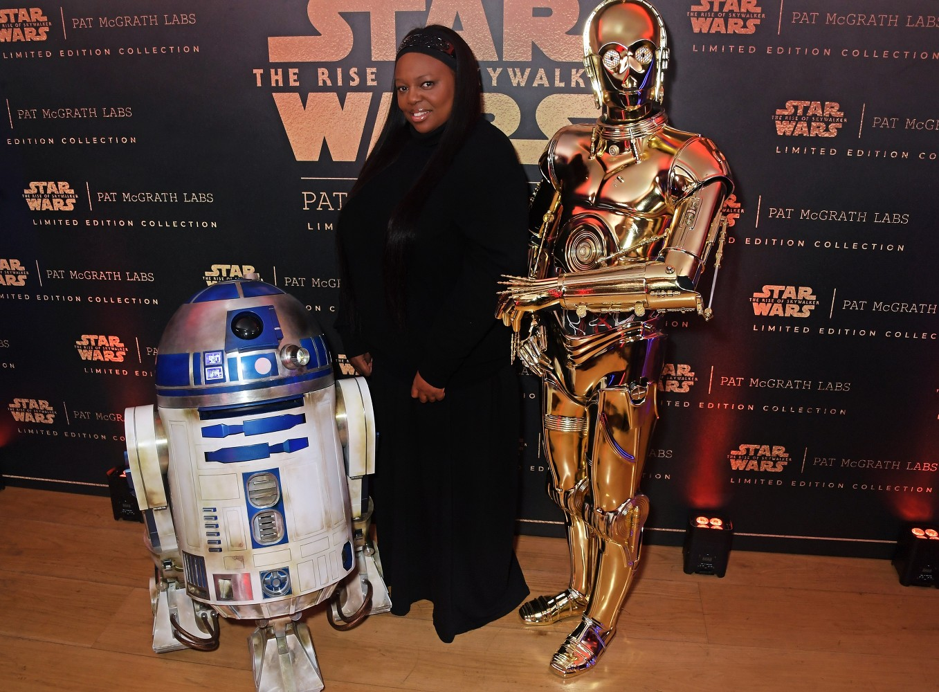 Pat McGrath Labs x Star Wars Launch