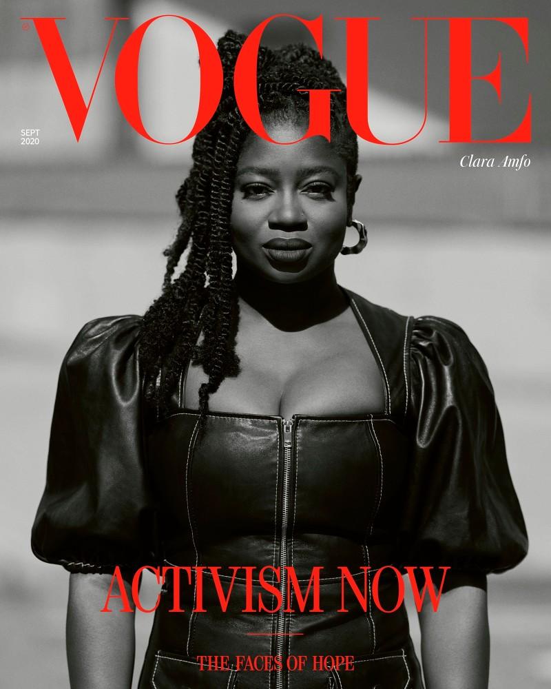 Clara Amfo x Vogue