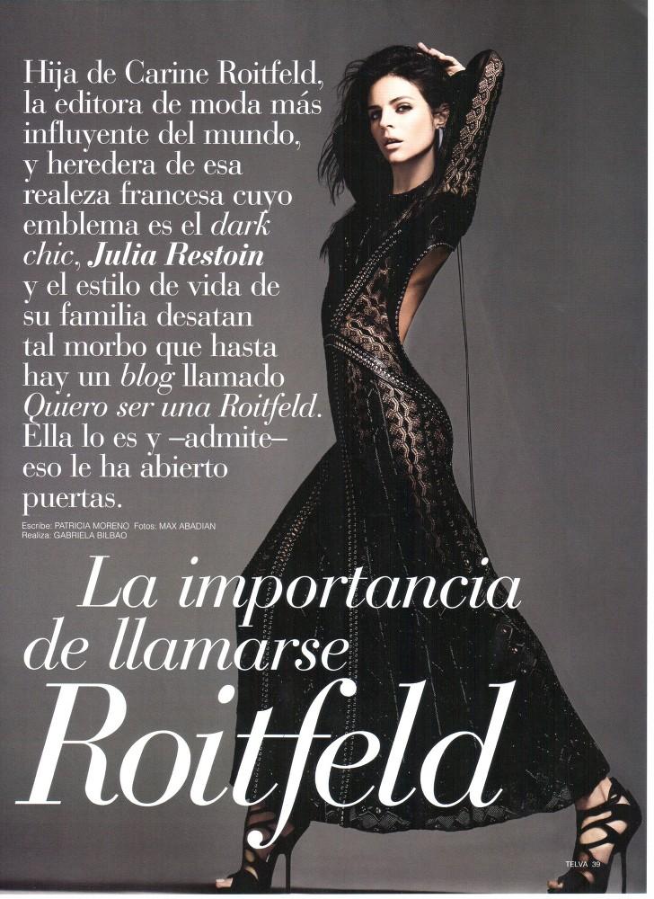 Julia Restoin-Roitfield