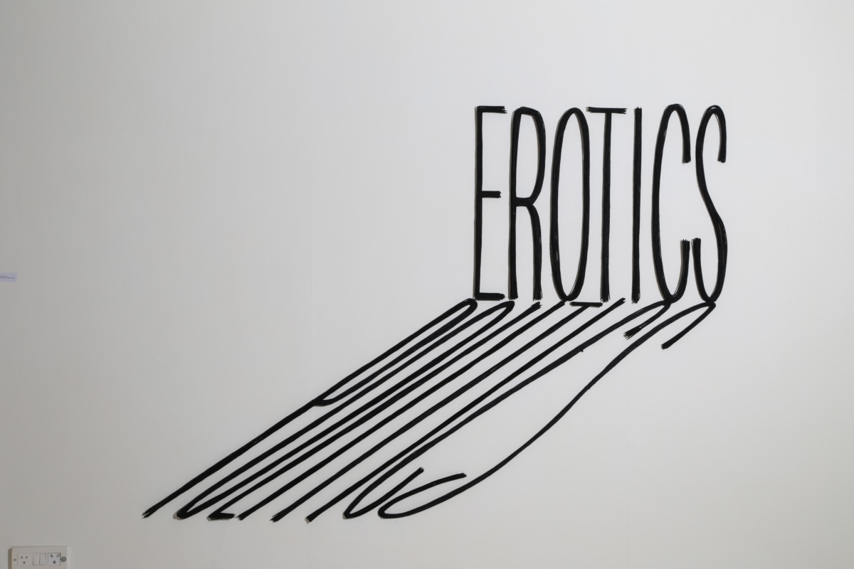 Erotics/ Politics, 2014