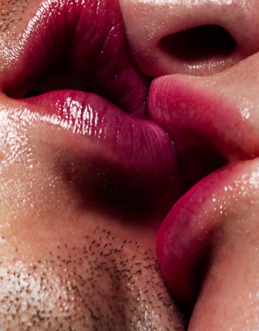 поцелуи в стеснительные губки ночь