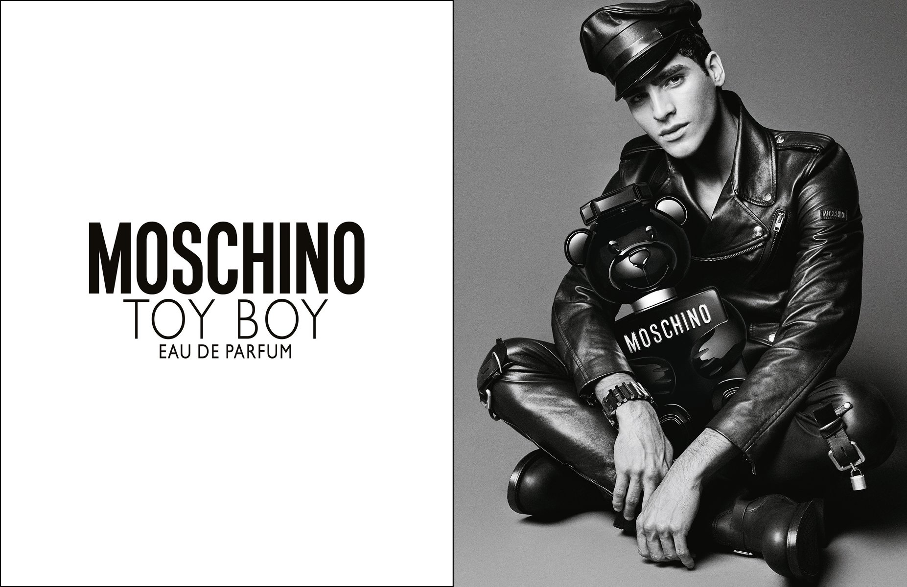 Moschino Toy Boy Campaign