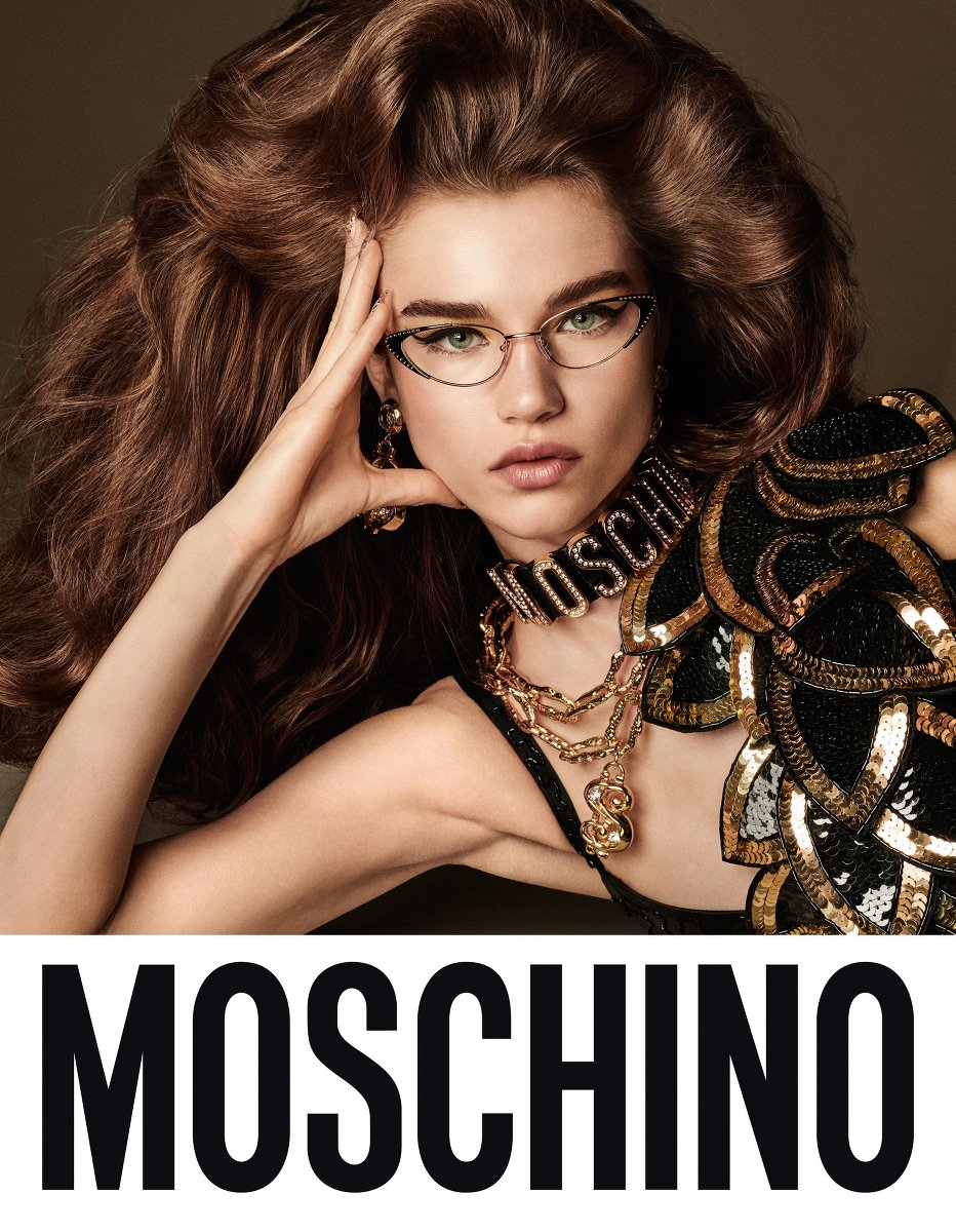 Moschino Eyewear FW 2019 Campaign