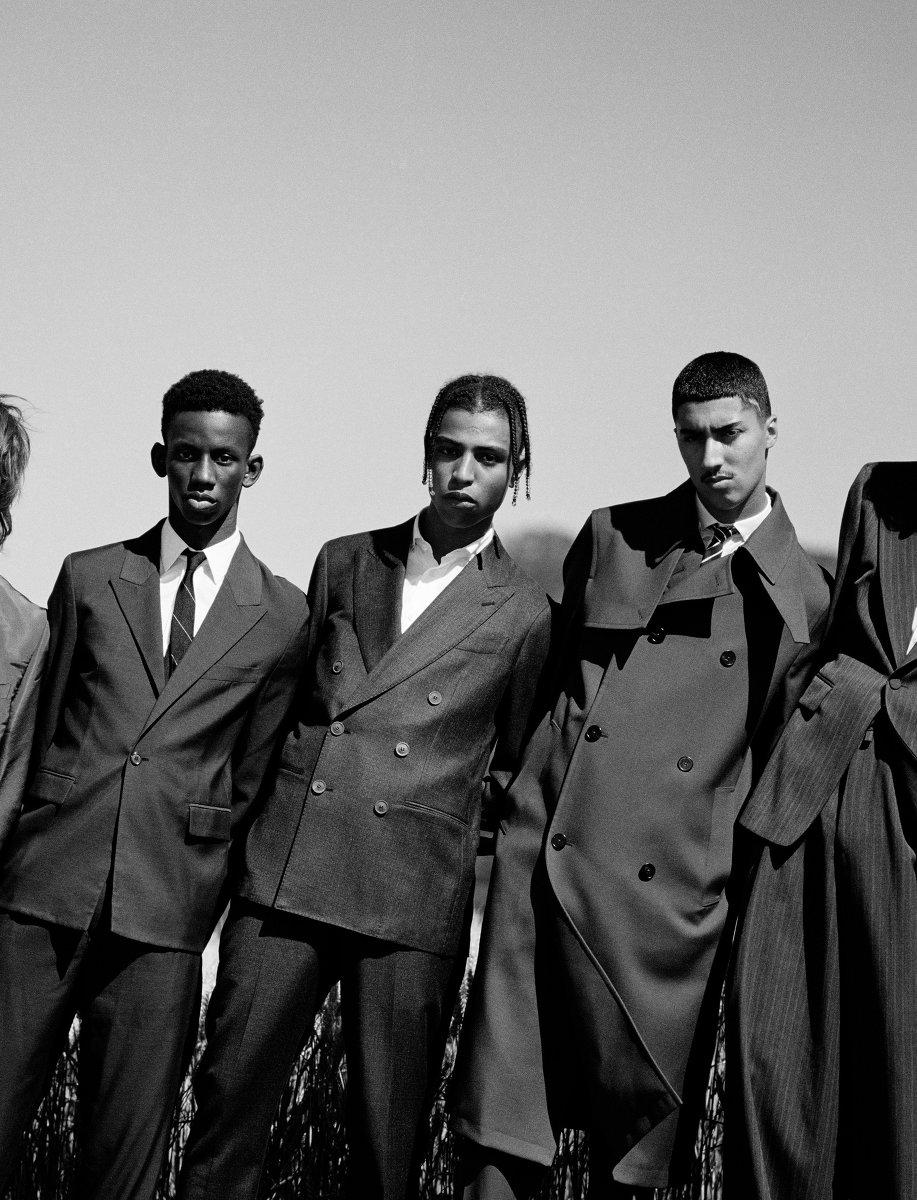 Vogue Man Netherlands