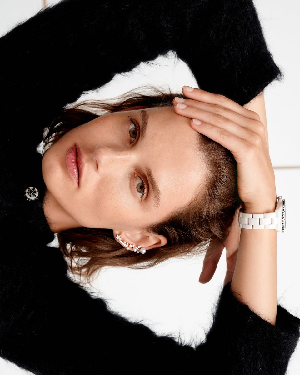 Chanel Jewelry Campaign