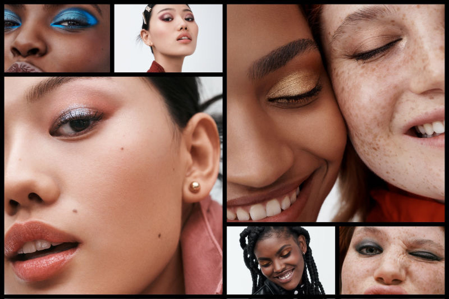 H&M Beauty Campaign