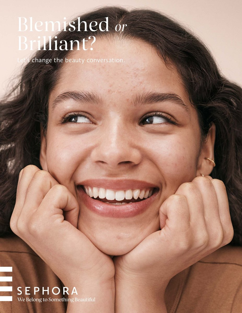 Sephora Skin Campaign