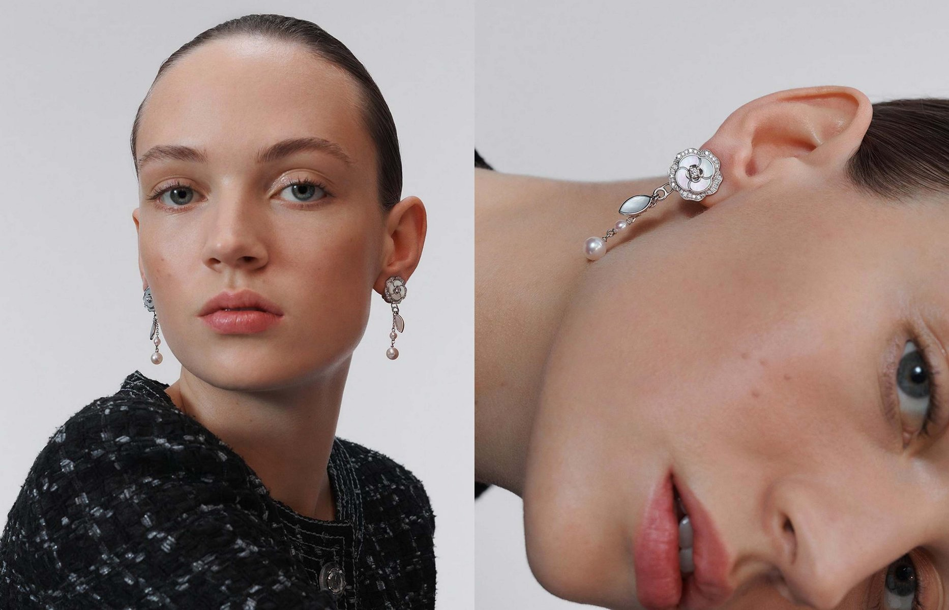 Chanel EARRINGS 2020 Campaign