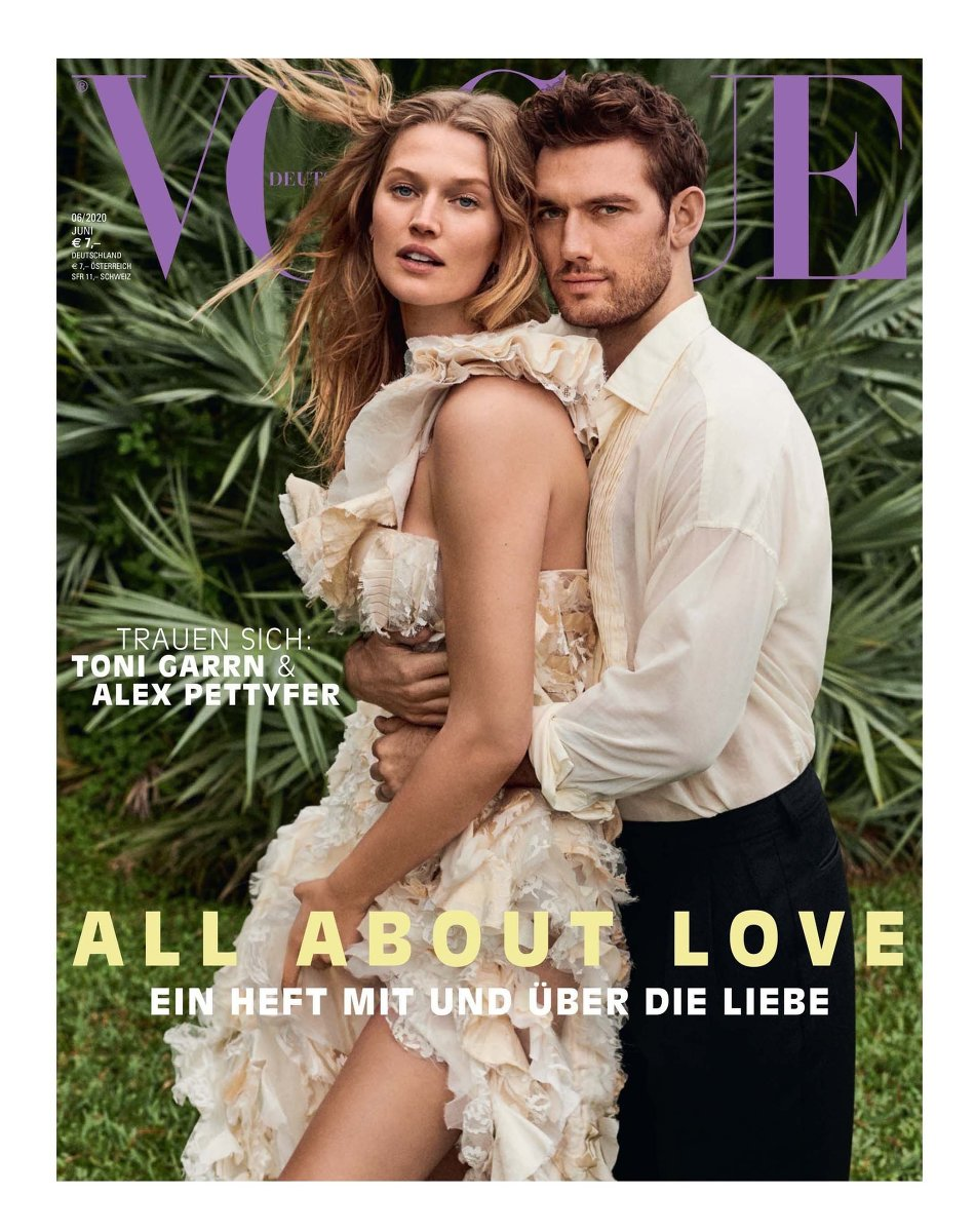 Vogue Germany June