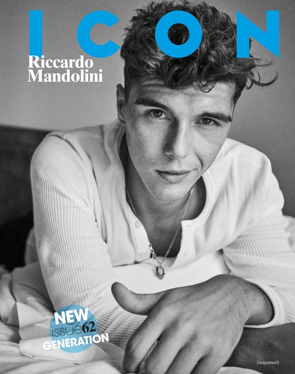 Riccardo Mandolini for Icon Magazine