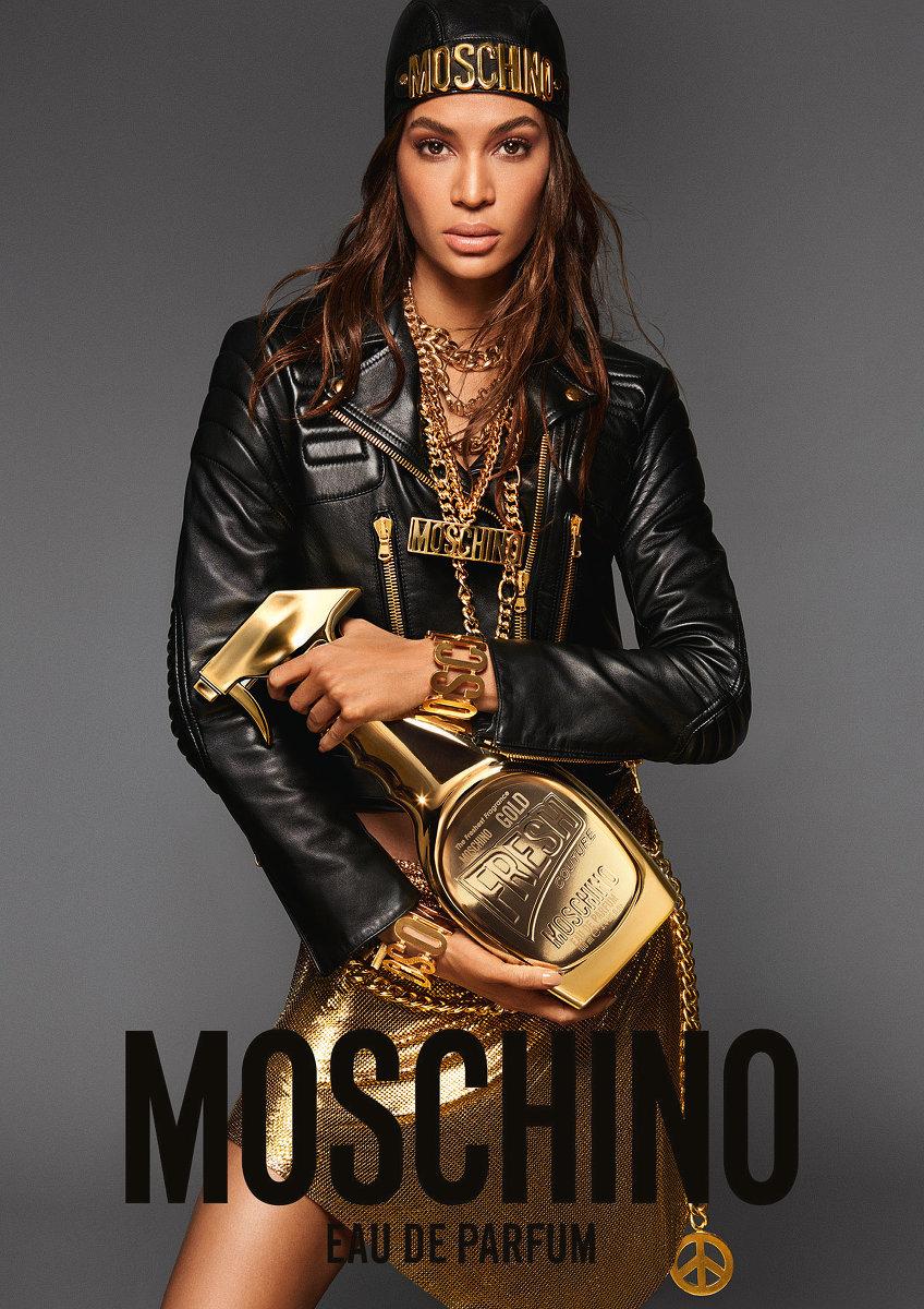 Moschino Gold
