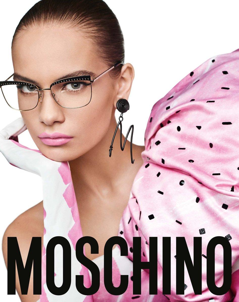 Moschino Eyewear SS 2019 Campaign