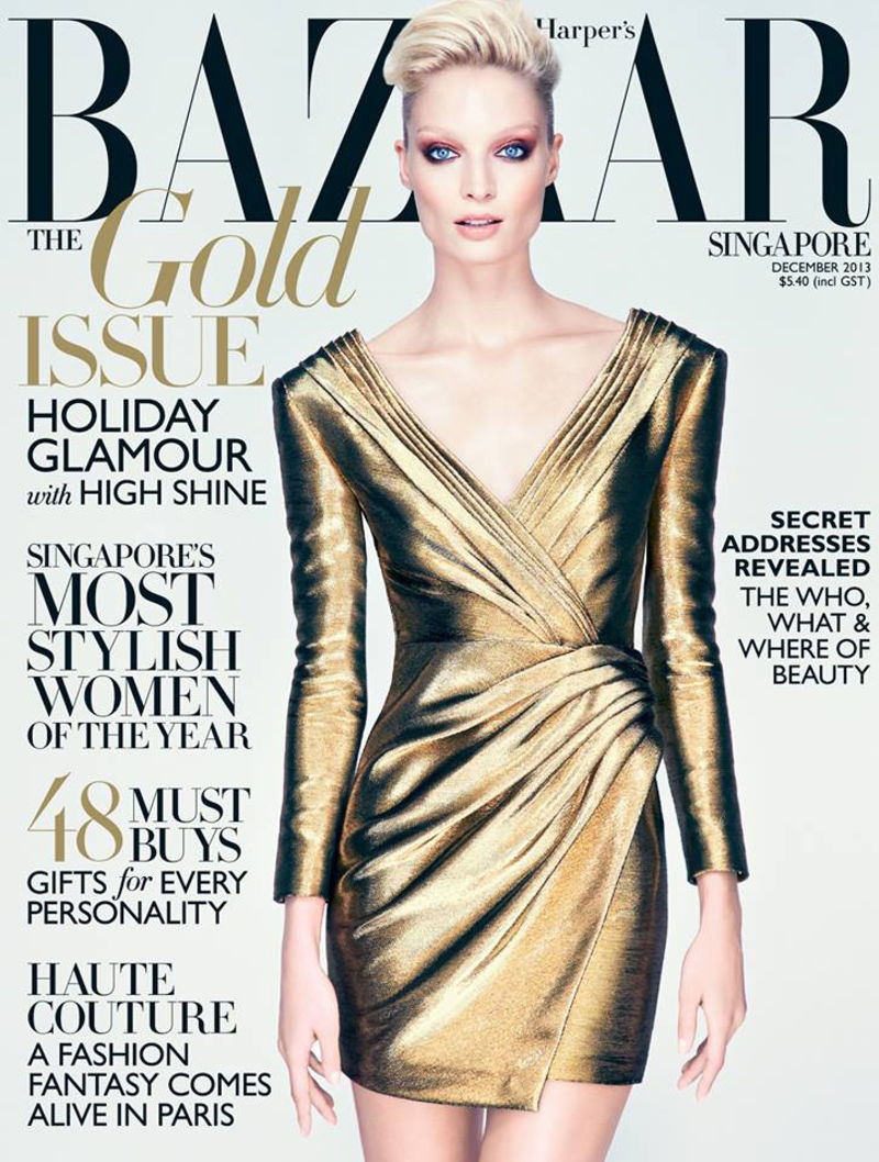 Harper's Bazaar Gold Issue