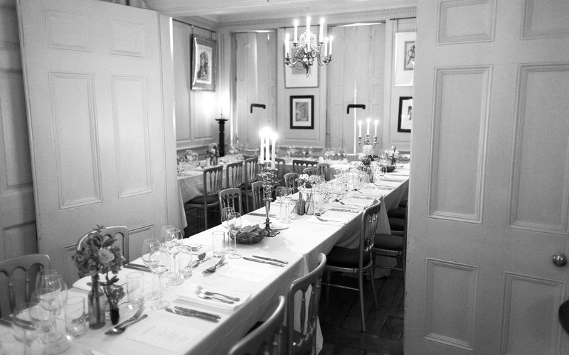 ELLEN VON UNWERTH 'DO NOT DISTURB' DINNER