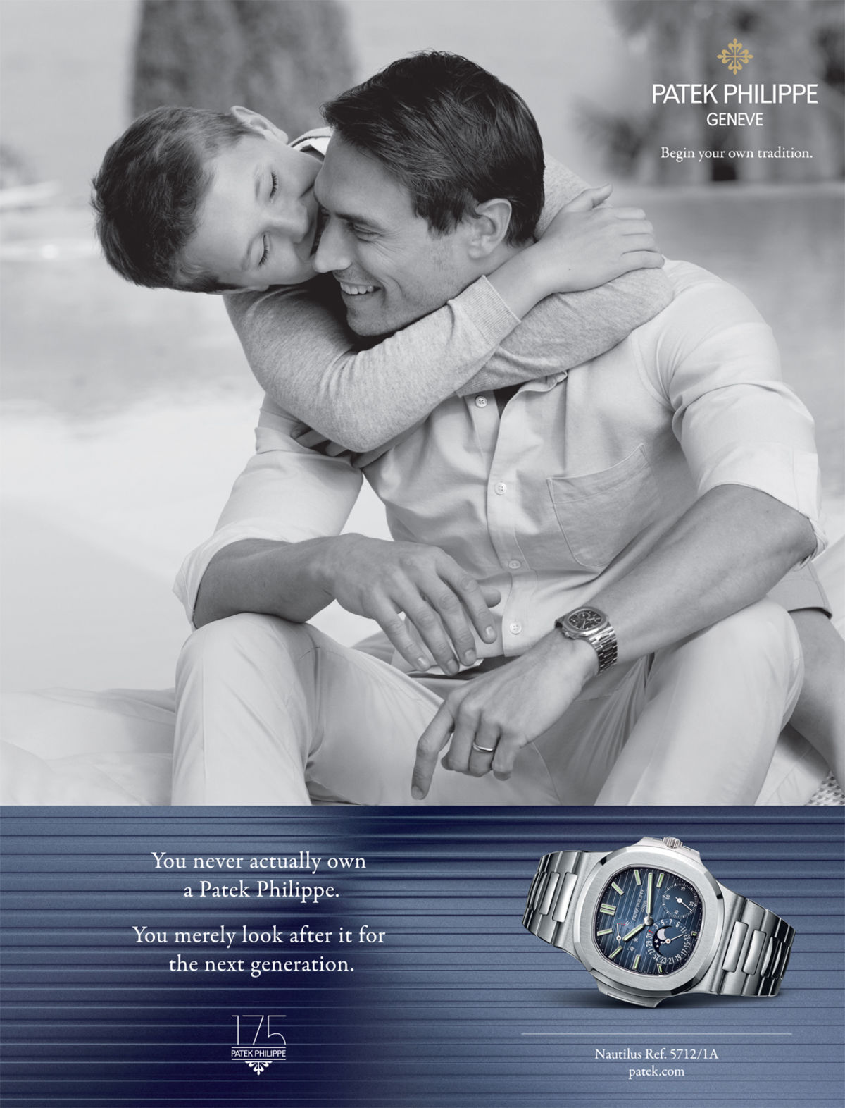 Patek Philippe Advertising
