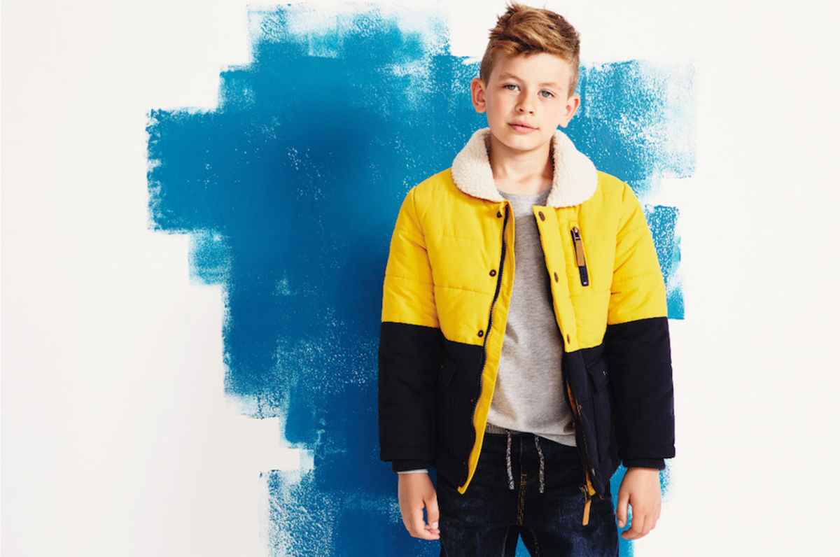 M&S Kids Autumn 15