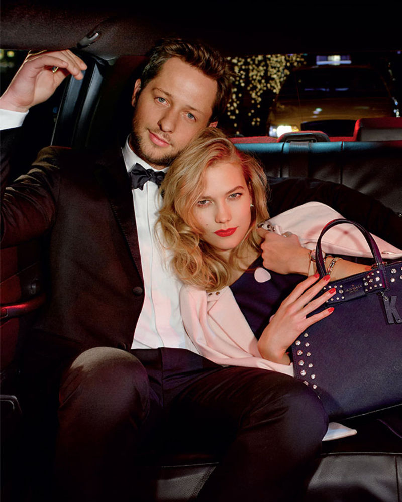 Kate Spade Holiday 15 campaign
