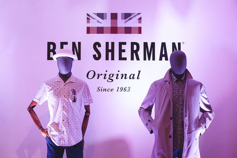 Ben Sherman SS17 Preview