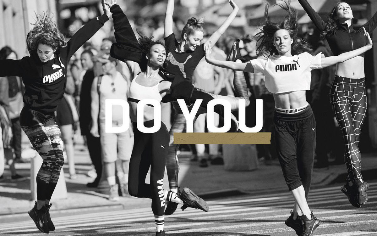 Puma 'Do You' NYC Ballet Campaign