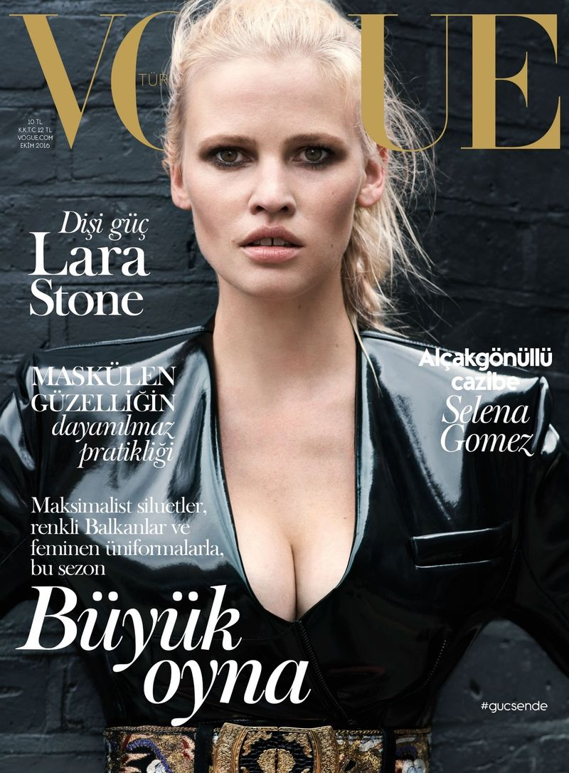 Vogue Turkey oct 16