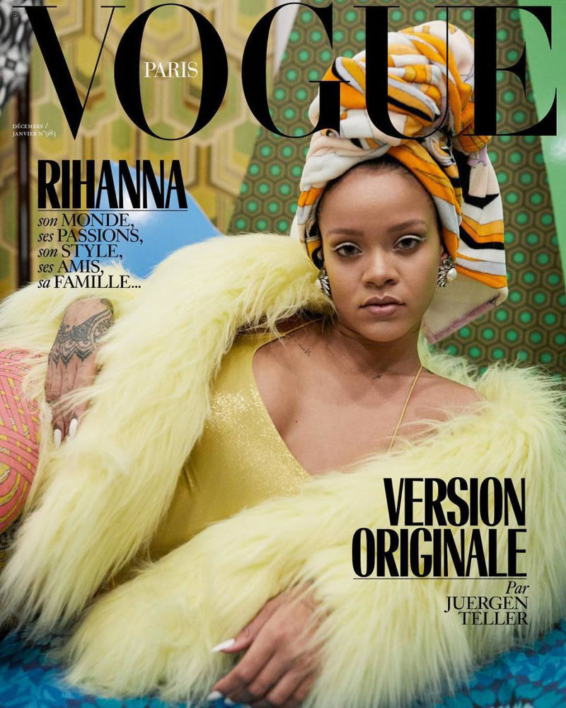 Vogue Paris Dec/Jan Issue #983