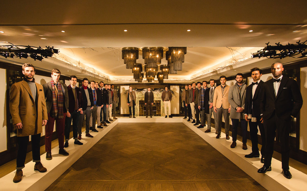 Hackett Line Launch