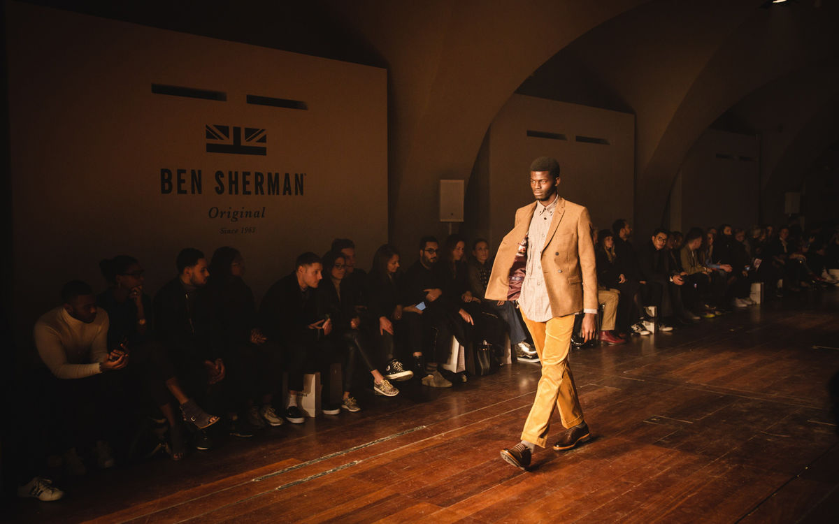 Ben Sherman 'Northern Soul' AW18 Show