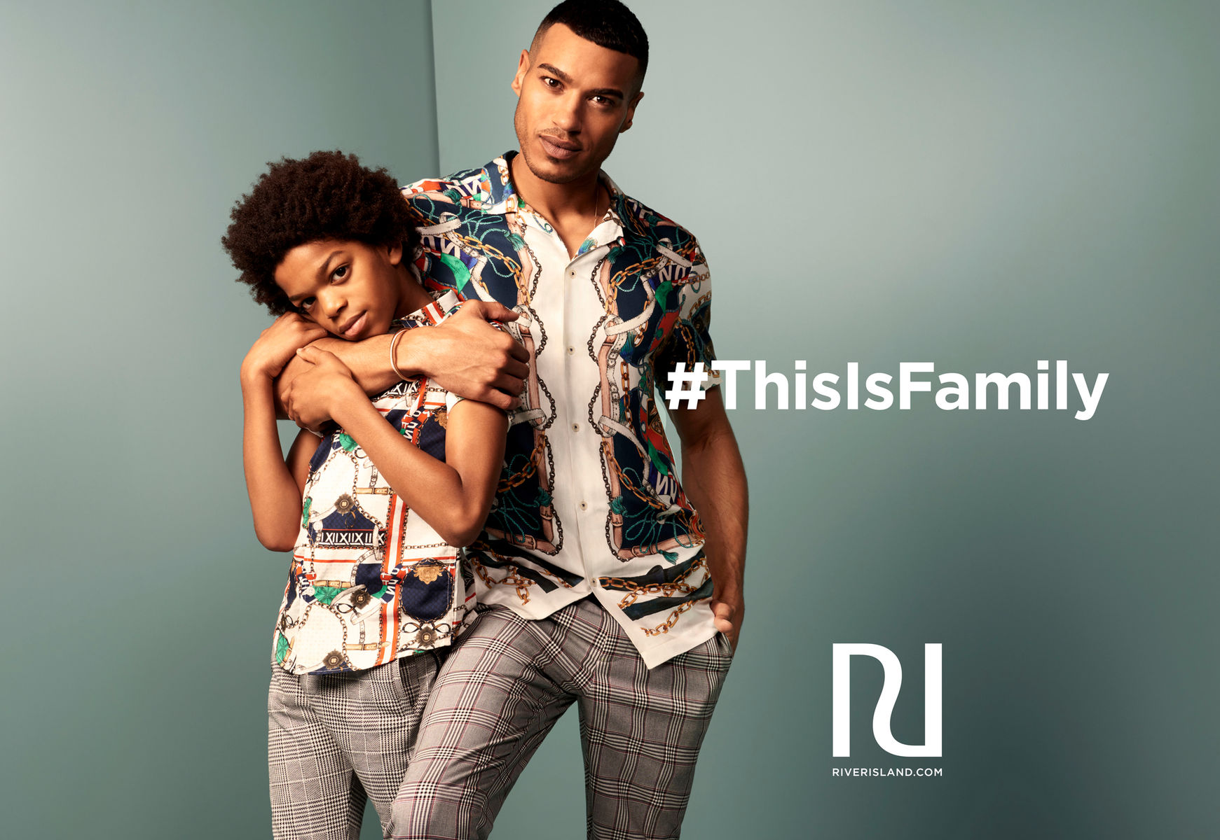ba6bf5ae5a1 River Island SS19 #ThisIsFamily | JNProduction