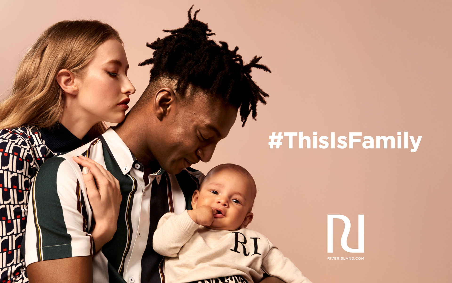 River Island SS19 #ThisIsFamily