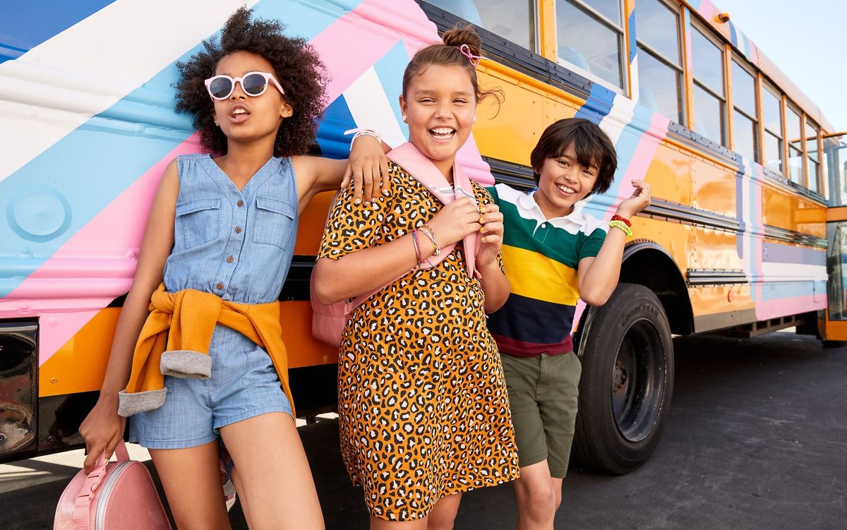 "Old Navy ""Back to School"" 2019"