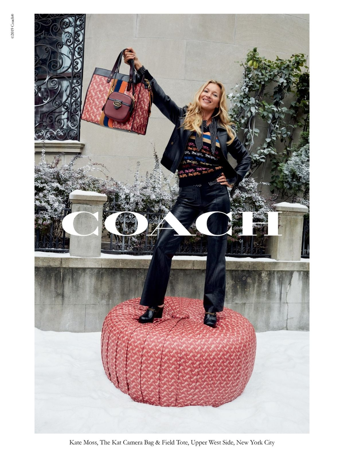Coach Holiday 19