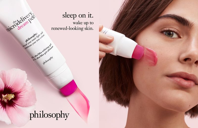 Philosophy Dream Peel
