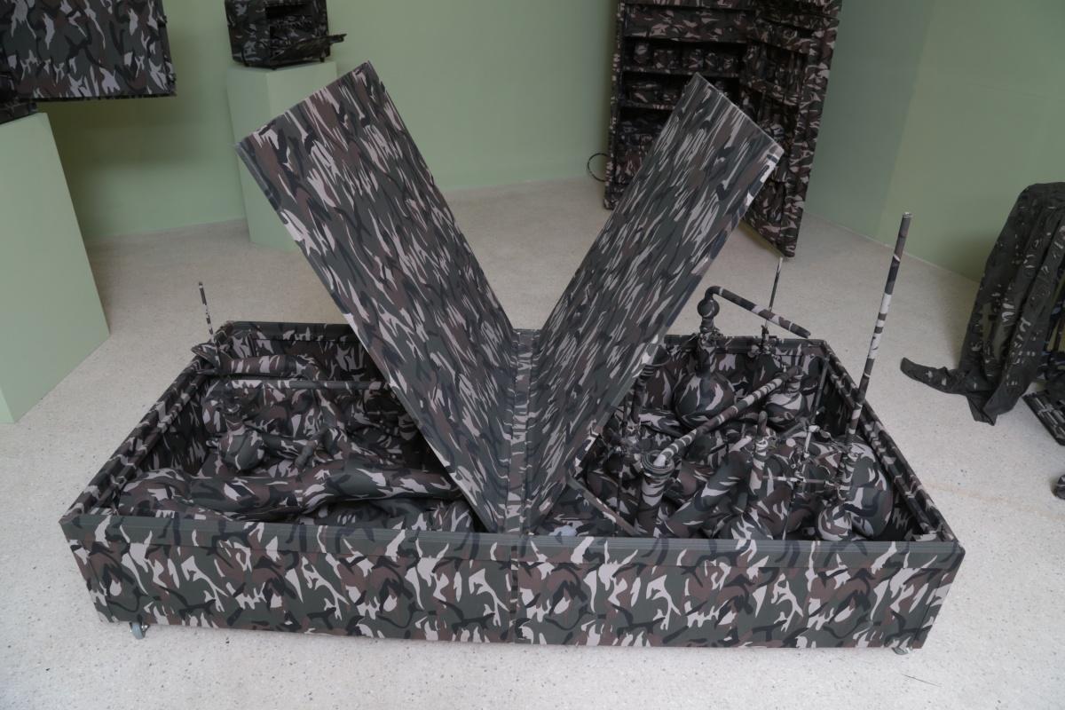 Phantoms of Liberty, Bed  (Details), 2006-7